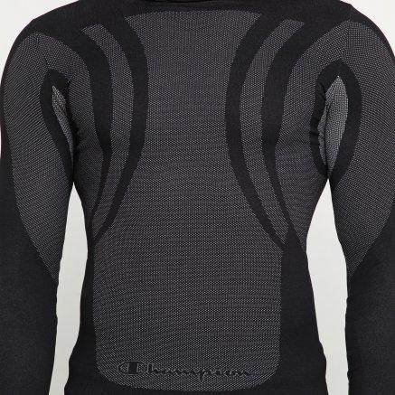 Компресійні футболки Champion Turtle Neck Long Sleeves T-Shirt - 118743, фото 4 - інтернет-магазин MEGASPORT