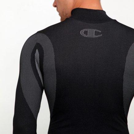 Компресійні футболки Champion Turtle Neck Long Sleeves T-Shirt - 118743, фото 5 - інтернет-магазин MEGASPORT