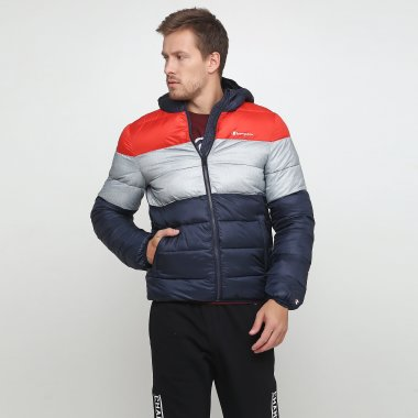 Куртки champion Hooded Jacket - 118749, фото 1 - интернет-магазин MEGASPORT