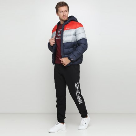 Куртка Champion Hooded Jacket - 118749, фото 2 - интернет-магазин MEGASPORT