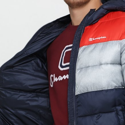 Куртка Champion Hooded Jacket - 118749, фото 5 - интернет-магазин MEGASPORT