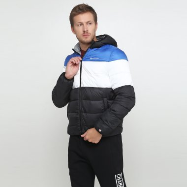 Куртки champion Hooded Jacket - 118750, фото 1 - интернет-магазин MEGASPORT