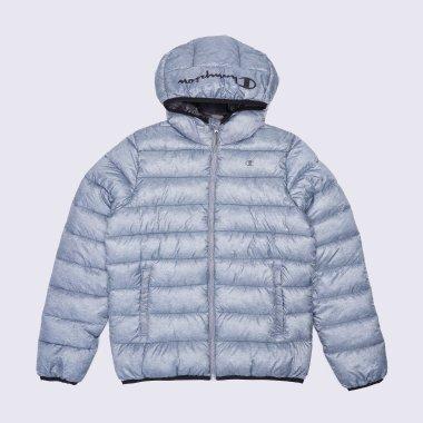 Куртки champion Hooded Jacket - 118756, фото 1 - інтернет-магазин MEGASPORT