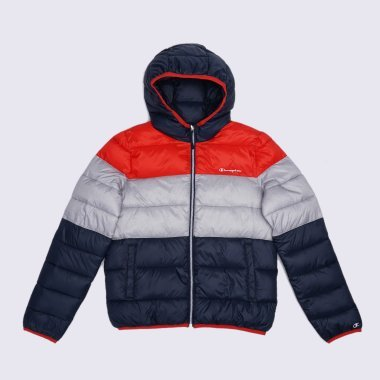 Куртки champion Hooded Jacket - 118758, фото 1 - интернет-магазин MEGASPORT