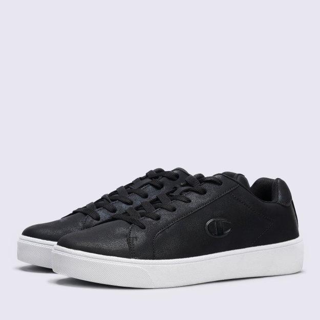 Кеды Champion Low Cut Shoe Alex Pu Glitter - 112301, фото 1 - интернет-магазин MEGASPORT