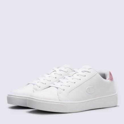 Кеды Champion Low Cut Shoe Alex Pu Glitter - 118607, фото 1 - интернет-магазин MEGASPORT