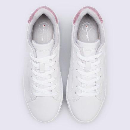 Кеды Champion Low Cut Shoe Alex Pu Glitter - 118607, фото 5 - интернет-магазин MEGASPORT