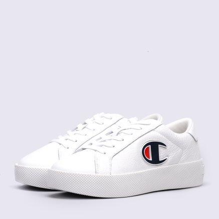 Кеды Champion Low Cut Shoe Era Leather - 118596, фото 1 - интернет-магазин MEGASPORT