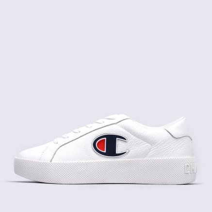 Кеды Champion Low Cut Shoe Era Leather - 118596, фото 2 - интернет-магазин MEGASPORT