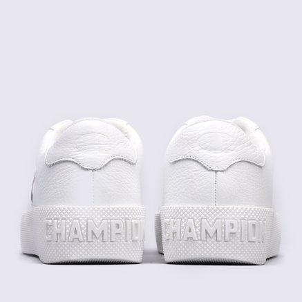 Кеды Champion Low Cut Shoe Era Leather - 118596, фото 3 - интернет-магазин MEGASPORT