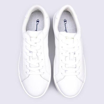 Кеды Champion Low Cut Shoe Era Leather - 118596, фото 5 - интернет-магазин MEGASPORT