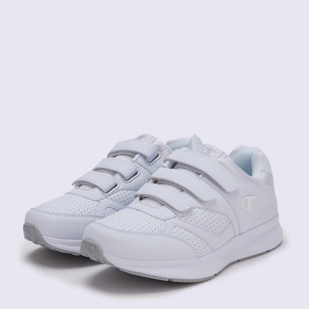 Кеди Champion Low Cut Shoe Lyte Pu Velcro - MEGASPORT