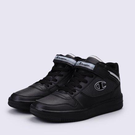 Кеди Champion Mid Cut Shoe Rebound Vintage - 112318, фото 1 - інтернет-магазин MEGASPORT