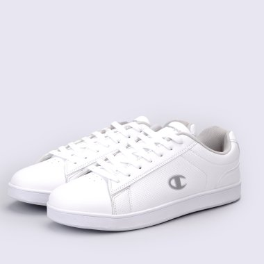 Кеды champion Low Cut Shoe 1980 Pu - 118624, фото 1 - интернет-магазин MEGASPORT