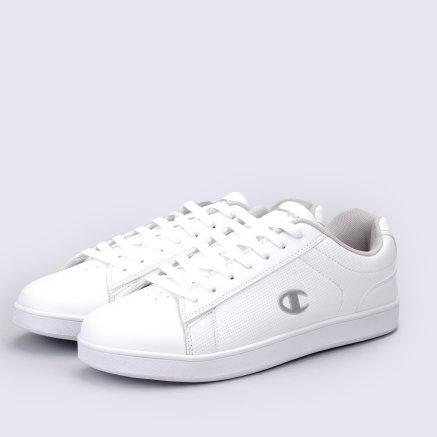 Кеды Champion Low Cut Shoe 1980 Pu - 118624, фото 1 - интернет-магазин MEGASPORT