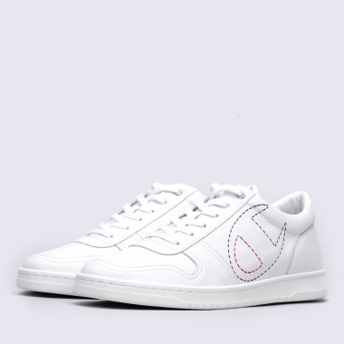 Кеды champion Low Cut Shoe 919 Low Leather - 118599, фото 1 - интернет-магазин MEGASPORT