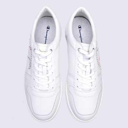 Кеди Champion Low Cut Shoe 919 Low Leather - 118599, фото 5 - інтернет-магазин MEGASPORT