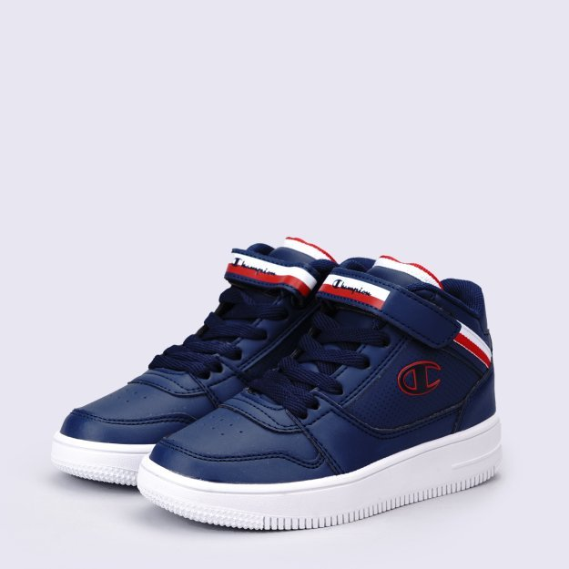 Кеды Champion Mid Cut Shoe Rebound Vintage B Ps - MEGASPORT