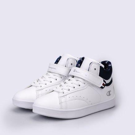 Кеди Champion Mid Cut Shoe 3 Point B Ps - 118645, фото 1 - інтернет-магазин MEGASPORT
