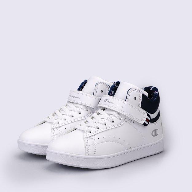 Кеди Champion Mid Cut Shoe 3 Point B Ps - MEGASPORT