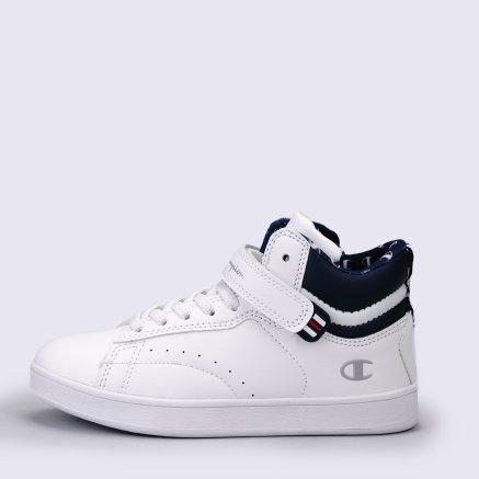 Кеди Champion Mid Cut Shoe 3 Point B Ps - 118645, фото 2 - інтернет-магазин MEGASPORT