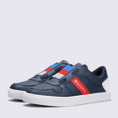 Кеды champion Low Cut Shoe Dino B Ps - 118649, фото 1 - интернет-магазин MEGASPORT