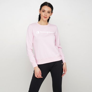 Кофты champion Crewneck Sweatshirt - 121568, фото 1 - интернет-магазин MEGASPORT