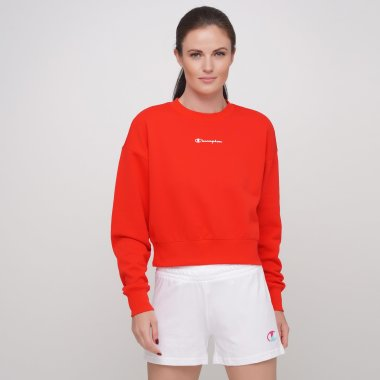 Кофты champion Crewneck Sweatshirt - 121570, фото 1 - интернет-магазин MEGASPORT