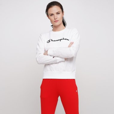 Кофты champion Crewneck Sweatshirt - 121590, фото 1 - интернет-магазин MEGASPORT