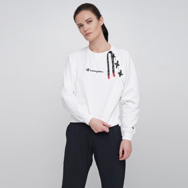 Кофты champion Crewneck Sweatshirt - 121612, фото 1 - интернет-магазин MEGASPORT