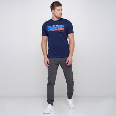 Спортивные штаны champion Rib Cuff Pants - 121621, фото 1 - интернет-магазин MEGASPORT