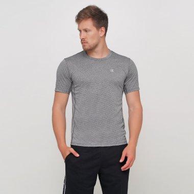 Футболки champion Crewneck T-Shirt - 121637, фото 1 - інтернет-магазин MEGASPORT
