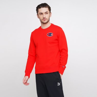 Кофты champion Crewneck Sweatshirt - 121644, фото 1 - интернет-магазин MEGASPORT