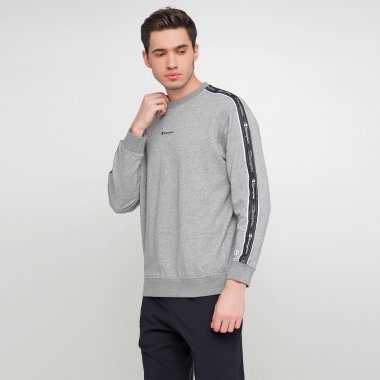 Кофты champion Crewneck Sweatshirt - 121650, фото 1 - интернет-магазин MEGASPORT
