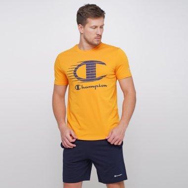 Футболки champion Crewneck T-Shirt - 121679, фото 1 - інтернет-магазин MEGASPORT