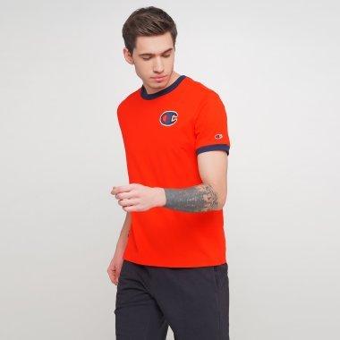 Футболки champion Crewneck T-Shirt - 121711, фото 1 - інтернет-магазин MEGASPORT