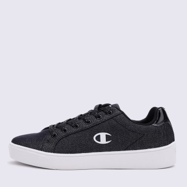 Мокасины champion Low Cut Shoe Alex Canvas Glitter - 121516, фото 1 - интернет-магазин MEGASPORT