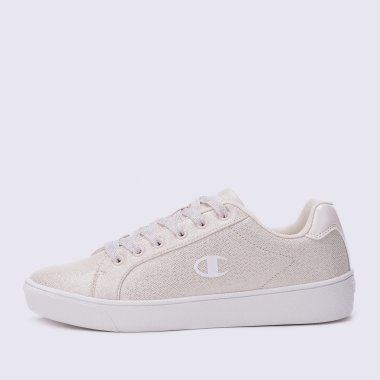 Low Cut Shoe Alex Canvas Glitter