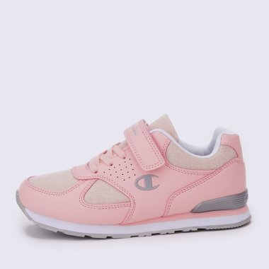 Кросівки champion Low Cut Shoe Erin Canvas Sparkle G Ps - 121562, фото 1 - інтернет-магазин MEGASPORT