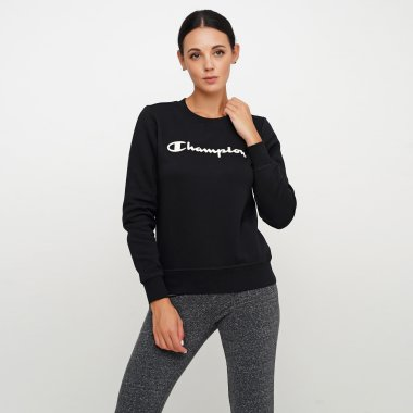 Кофты champion Crewneck Sweatshirt - 124973, фото 1 - интернет-магазин MEGASPORT