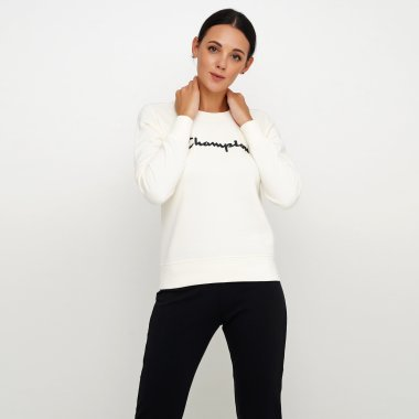 Кофты champion Crewneck Sweatshirt - 124974, фото 1 - интернет-магазин MEGASPORT