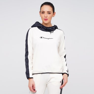 Кофты champion Hooded Full Zip Sweatshirt - 124980, фото 1 - интернет-магазин MEGASPORT