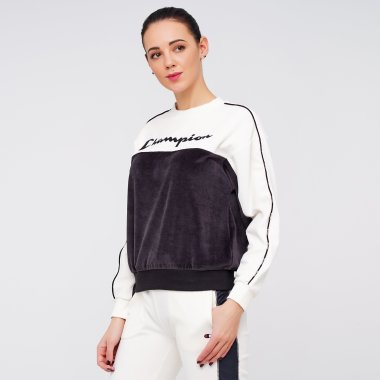 Кофты champion Crewneck Sweatshirt - 127478, фото 1 - интернет-магазин MEGASPORT