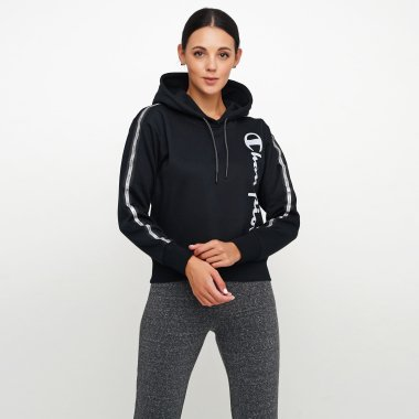Кофты champion Hooded Sweatshirt - 124985, фото 1 - интернет-магазин MEGASPORT