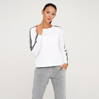 Футболки champion Long Sleeve T-Shirt - 124988, фото 1 - интернет-магазин MEGASPORT