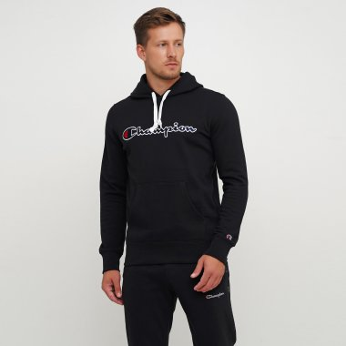 Кофты champion Hooded Sweatshirt - 124995, фото 1 - интернет-магазин MEGASPORT
