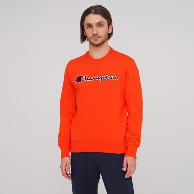 Кофти champion Crewneck Sweatshirt - 124996, фото 1 - інтернет-магазин MEGASPORT