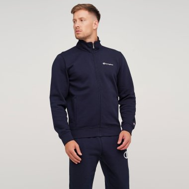 Кофты champion Full Zip Sweatshirt - 125002, фото 1 - интернет-магазин MEGASPORT