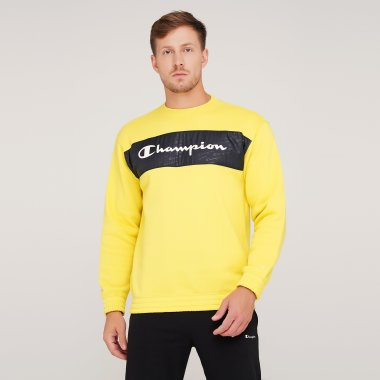 Кофти champion Crewneck Sweatshirt - 125007, фото 1 - інтернет-магазин MEGASPORT