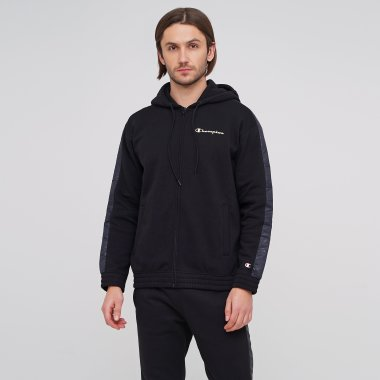 Кофты champion Full Zip Sweatshirt - 125009, фото 1 - интернет-магазин MEGASPORT
